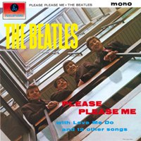 Please Please Me album front cover.