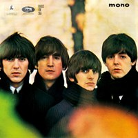 Beatles for Sale album front cover.