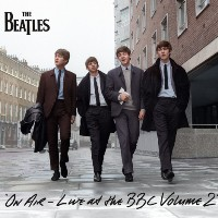 On Air -  Live At The BBC Vol 2 album front cover.
